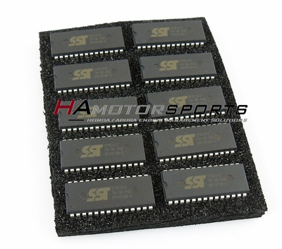 27SF512 Blank 28 Pin Eprom chip 10 pack