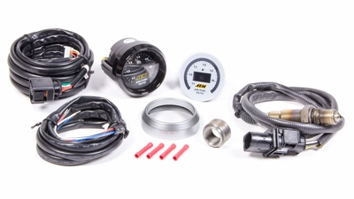 AEM UEGO Wideband Air/Fuel Gauge Kit 30-4110 w/bosch LSU 4.9 Sensor