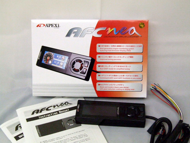 apexi afc neo piggy back air fuel vtec controller 5 afc neo piggy back air, fuel, vtec controller apexi neo wiring diagram at creativeand.co