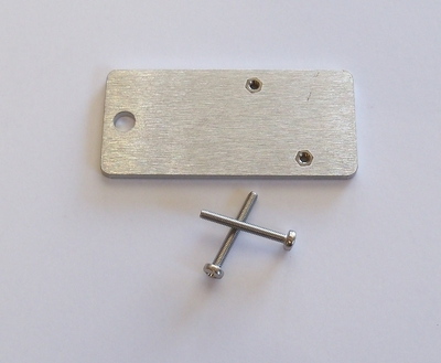 Boost Control Solenoid Mounting Bracket Kit