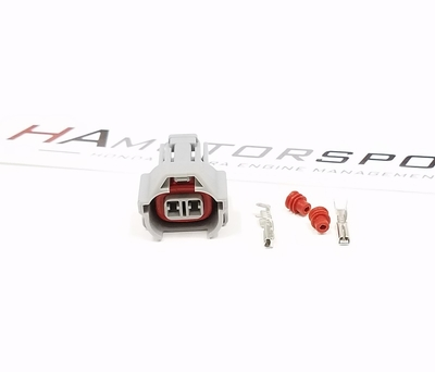 Denso Injector Connector Kit (for ID2000cc injectors) - priced individually