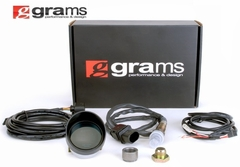 Grams Wideband Gauge Kit w/ Bosch LSU 4.9 Sensor