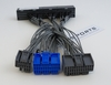HA Motorsports OBD2B to OBD2A ECU Jumper Harness