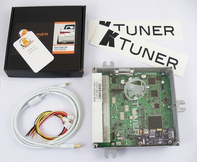 KTuner Revision 1 / 05-06 RSX Type-S PRB ECU Package