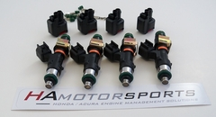 "HA Motorsports ""Street"" 520cc Fuel Injectors D/B/F/H Engines"