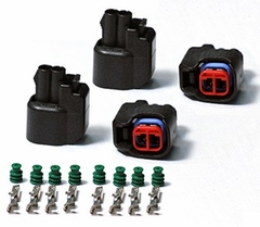 Injector Dynamics USCAR Connector Set for ID725 , ID850,  ID1000