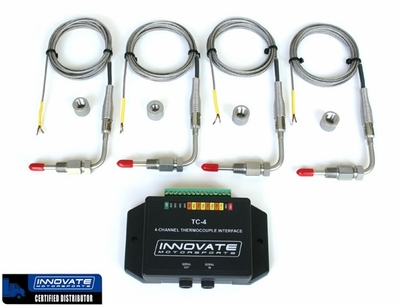 Innovate EGT - Exhaust Gas Temp Kit