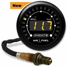 Innovate MTX-L PLUS Digital Wideband Air/Fuel Ratio Gauge 3918