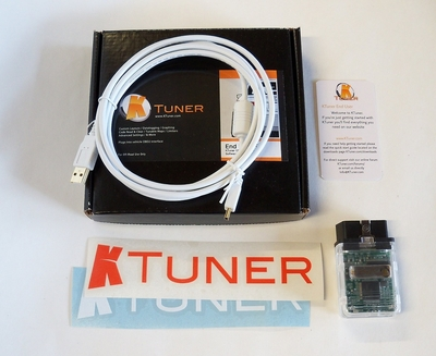 KTuner Flash System 12-15 Civic Si