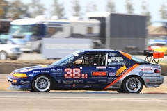 Napa's Krider victorious at Thunderhill Raceway Park in Willows