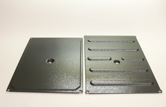 Replacement Hammertone Grey Powder Coated OBD1 ECU Lids