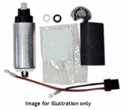 Walbro 255 LPH HP Fuel Pump Kit 02-05 Civic Si