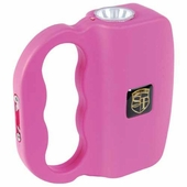 18 Million Volt Pink Talon Stun Gun Flashlight