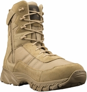Altama Vengeance SR Side Zip Tan Boot 305302
