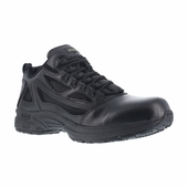 "Reebok 4"" Black Athletic Oxford  C8175"
