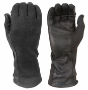 Damascus Flight Gloves Leather Palm DNXF190