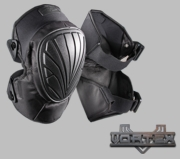 Damascus Vortex Gel-Core Knee Pads DKX1B