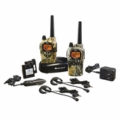 Midland FRS-GMRS 2-Way Rechargeable Radios 36-Mile Mossy Oak