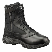 "Original SWAT Chase 9"" Tactical Boots Side Zip Soft Toe 131201"