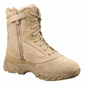"Original SWAT Chase 9"" Tactical Boots Side Zip Soft Toe 131202"