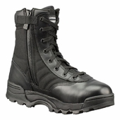 "Original SWAT Classic 9"" Combat Boots / Side Zipper / Soft Toe 115201"