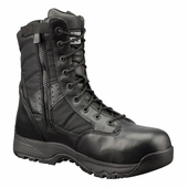 Original SWAT Tactical Waterproof Boots Side Zip Comp Toe 129101