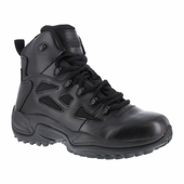 "Reebok 6"" Tactical Boots Soft Toe / Side Zipper RB8678"