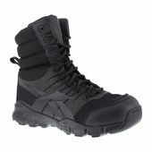 Reebok 8-Inch Seamless Tactical Boot Side Zip Soft Toe RB8720