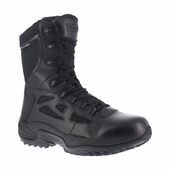Reebok Waterproof Tactical Boots Side Zipper Soft Toe RB8877
