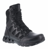 "Reebok Women's 8"" ZigKick Tactical Boot Side Zipper Soft Toe RB845"