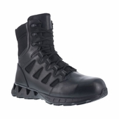 Reebok ZigKick Tactical Boots Side Zip Comp Toe RB8846