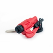 Resqme Vehicle Safety Tool - Red
