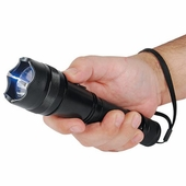 Shorty Stun Gun Flashlight 15-Million Volts