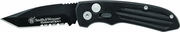 Smith & Wesson Extreme Ops Push Button Lock Folding Knife SW40BTS