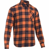 Under Armour Borderland Flannel Shirt 1279839