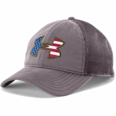 Under Armour Flag Logo Mesh Cap 1254276