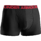 "Under Armour HeatGear Boxerjocks - 3"" Inseam 1230363"