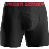 "Under Armour HeatGear BoxerJocks - 9"" Inseam 1230365"