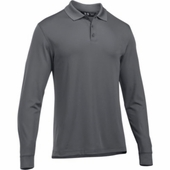 Under Armour Tactical Performance Long Sleeve Polo Shirt 1279637