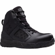 Under Armour Waterproof Boot Side Zip Comp Toe 1276376