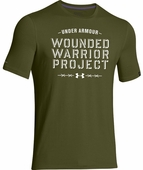 Under Armour WWP Barbed Wire T-Shirt 1253508