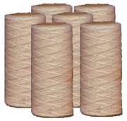 6 Pack of F6 Replacement Filter (Camlock) Elements
