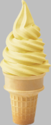 Dole Soft Serve, Lemon (bag)