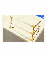 ACRO 12082 Adjustable Angle Corner Posts, Pair of Left & Right
