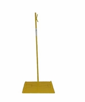 ACRO 21150 Heavy Duty Warning Line System - Includes Bases, Posts & Flags