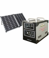 Aervoe SL1000 Power Center and 120 Watt Solar Collector Set