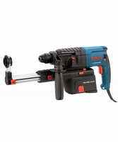 "BOSCH 11250VSRD - 7/8"" SDS-plus Bulldog Rotary Hammer W/Dust Collection"