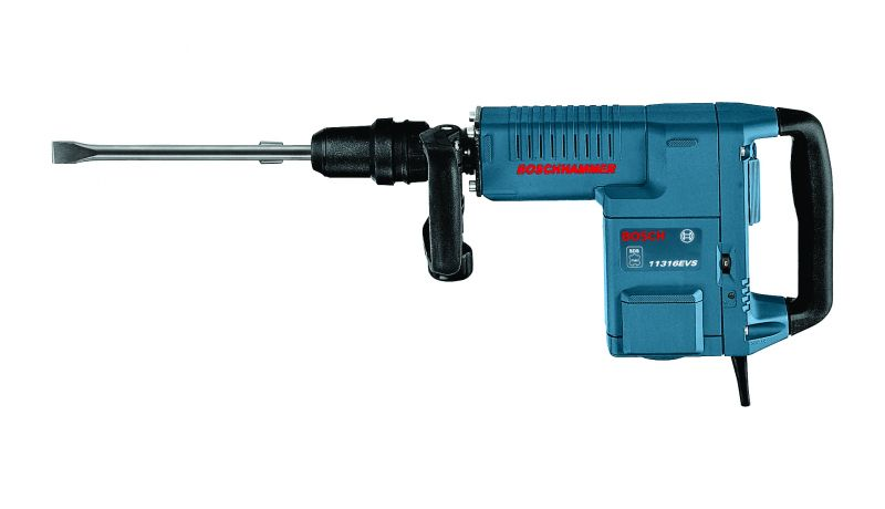 Bosch 11316evs sds max demolition hammer for Used motor oil sds