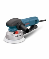 Bosch 1250DEVS - 6 In Dual-Mode Electronic Random Orbit SanderPolisher