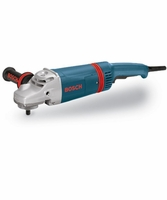 "BOSCH 1853-5 - 7"" or 9"" 15 A Large Angle Sander"